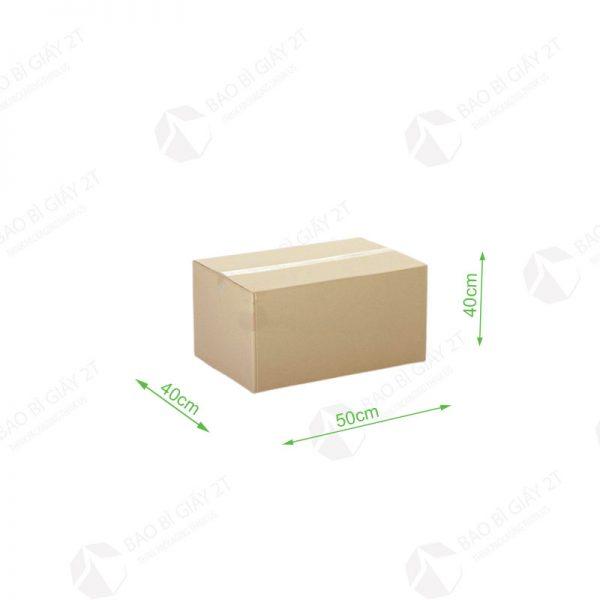Thùng carton 50x40x40cm
