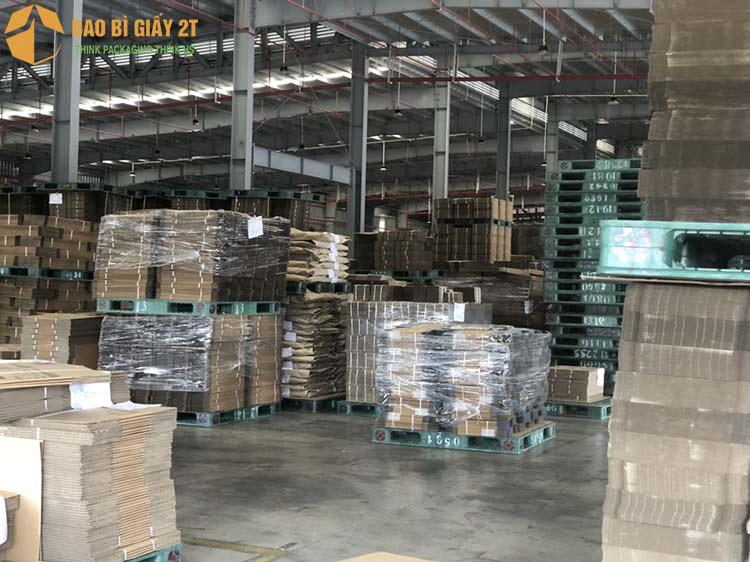 Địa chỉ bán thùng carton 5 lớp tại Hà Nội
