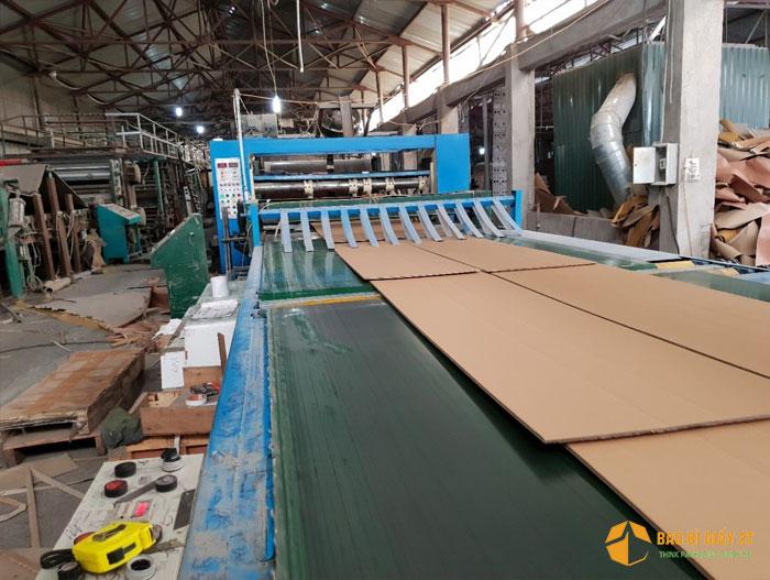 Nhà máy sản xuất thùng carton