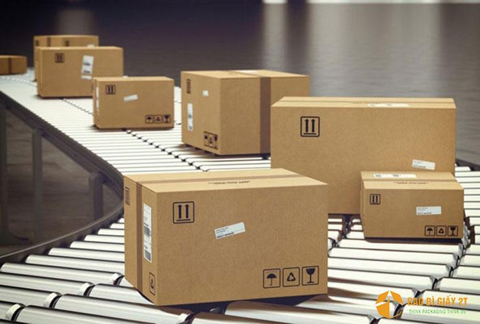 Ứng dụng của thùng carton 7 lớp
