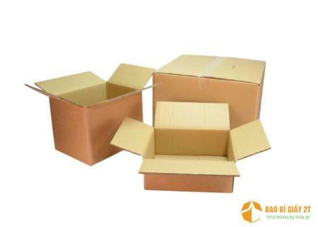 TOP 5 địa chỉ bán thùng carton cũ tại Hà Nội