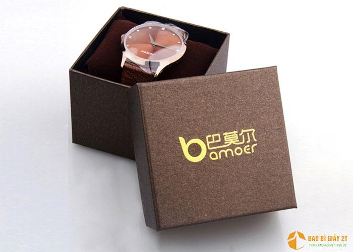 Hộp carton lạnh đựng đồng hồ