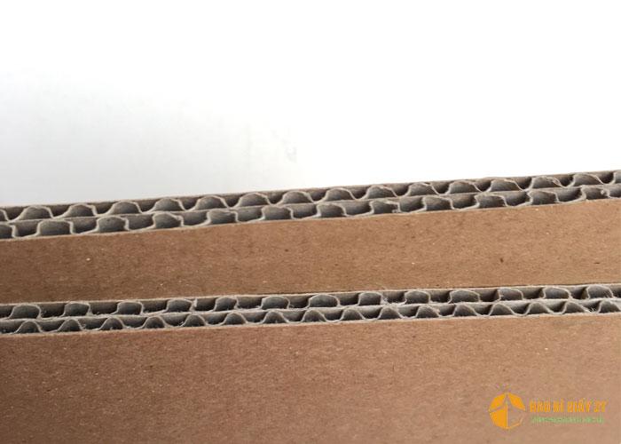 Thùng carton 2 lớp sóng BC