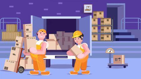 Tuyển nhân viên kho – giao hàng