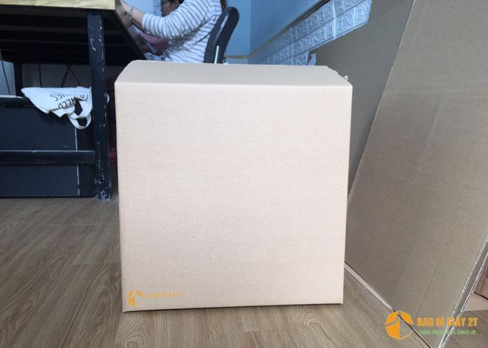 Thùng carton khổ lớn size 40x35x45cm