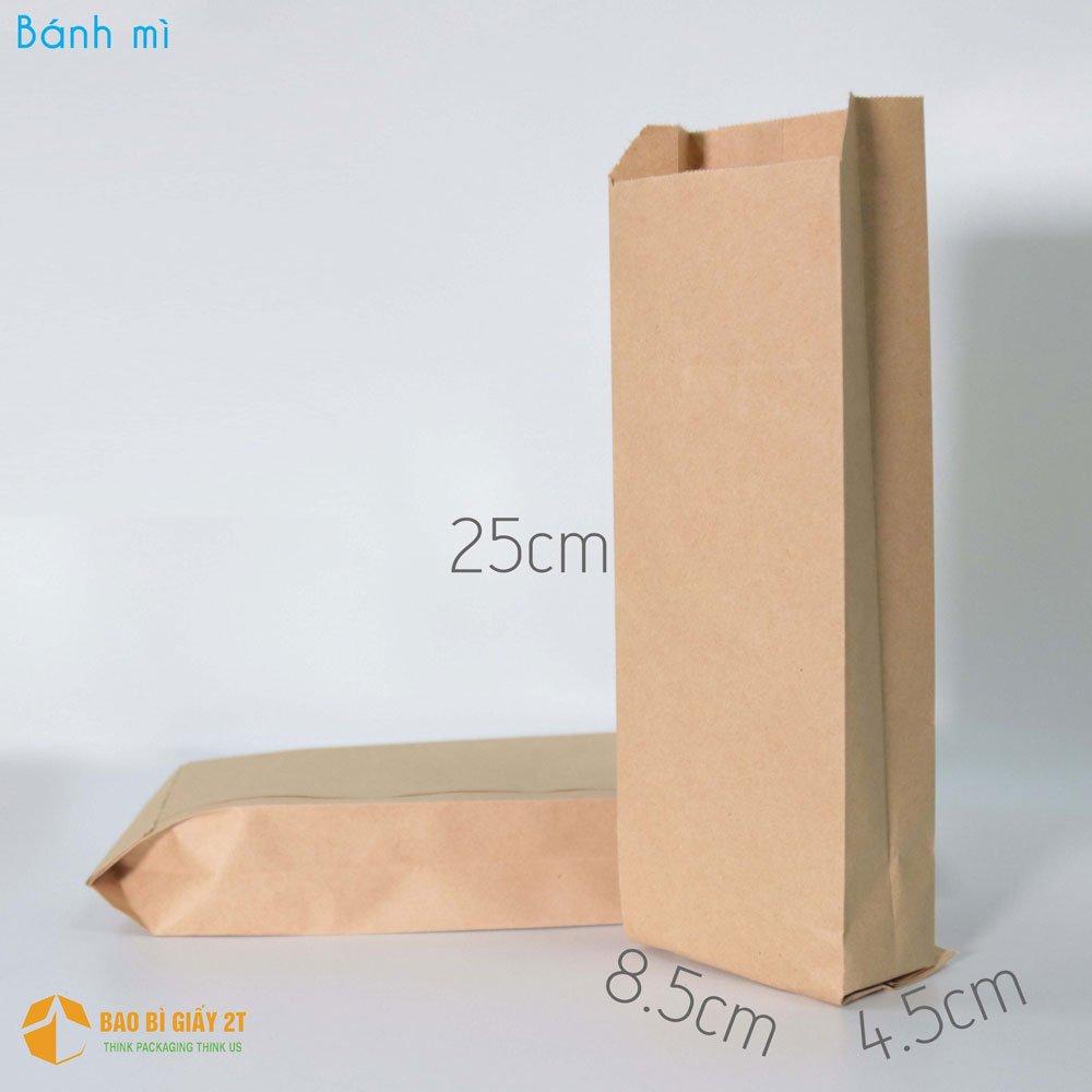 Túi giấy bánh mỳ