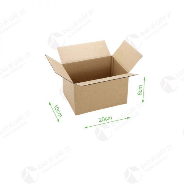 Hộp carton COD size 20x10x8cm